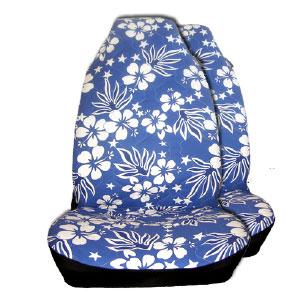 fundas-asiento-coche-hawaianas-azul