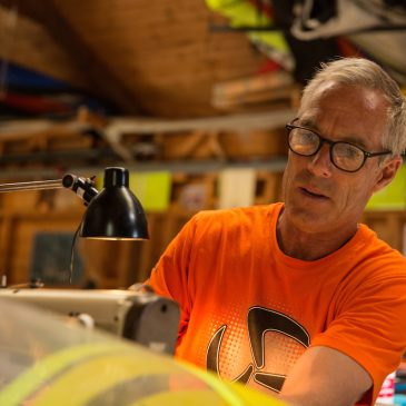 Video Monty Spindler Loftsails Story