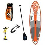 Tabla Paddle surf Hinchable 10,1 x 33 + remo regulable