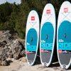 Nuevas tablas paddle surf redpaddleco 2017