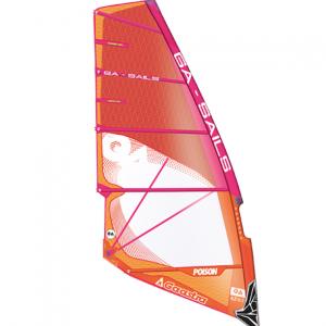 Gaastra Poison 2017 vela windsurf C3
