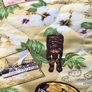 fundas asiento coche hawaianas_beige