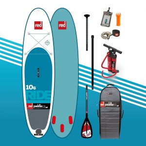 Pack de Paddle surf Redpaddleco Ride 10,6 x 32