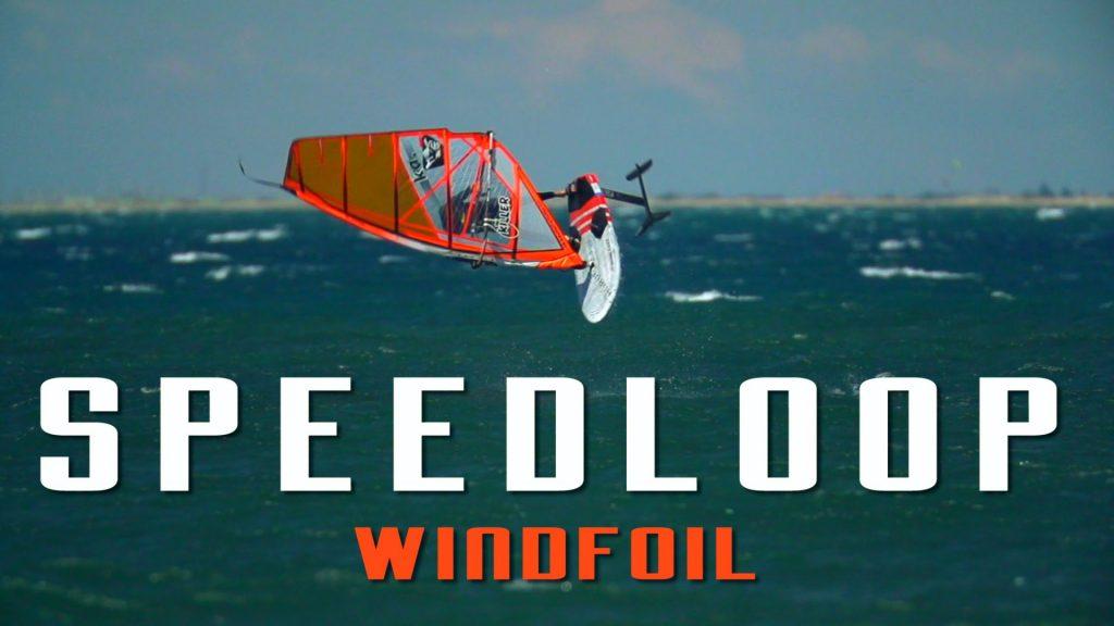 Wave windfoil