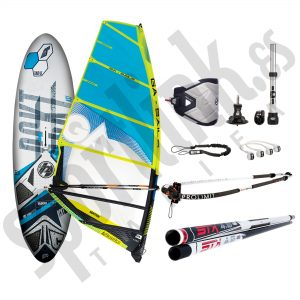Pack Windsurf Freeride Ga & Tabou