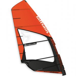 Loftsails Skyscape orange 2018