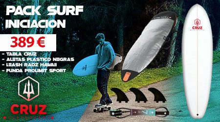 pack surf cruz sportlink