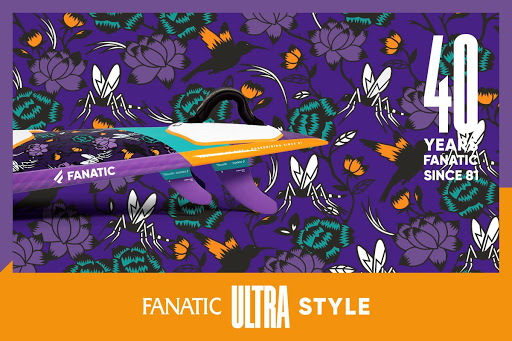 Fanatic Ultra Grip TE Mosquito Edition 2021