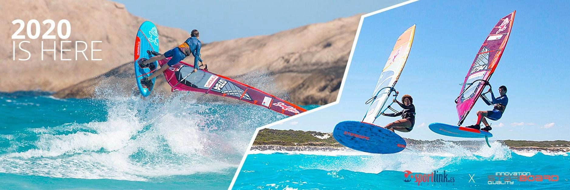 tablas windsurf