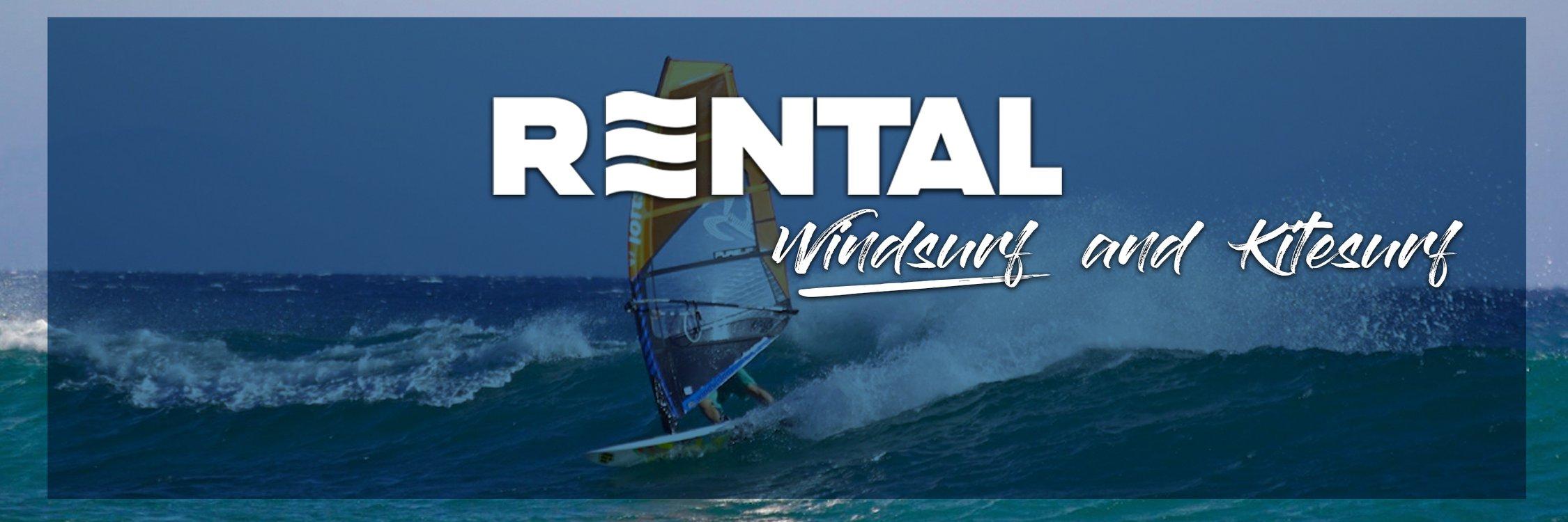 Alquiler Windsurf Rental