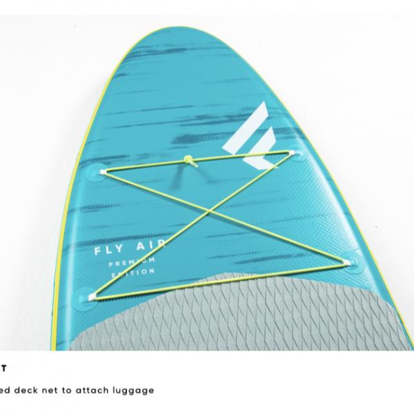 """Pack tabla + remo Fanatic iSUP Pure Air PRIMIUM 10'4"""""""