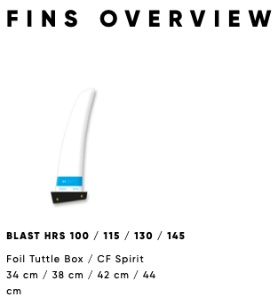 Fanatic Blast HRS 2020