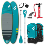 Pack tabla + remo Fanatic iSUP Pure Air PRIMIUM 10'4""