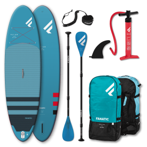 "Pack tabla + remo Fanatic iSUP Pure Air 10'4"" 2020"
