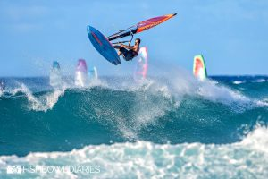 Clinic windsurf Olas WAVERIDING