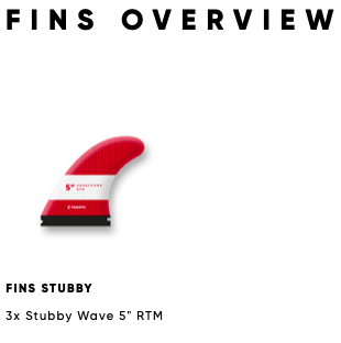 Fanatic SUP Stubby 2020
