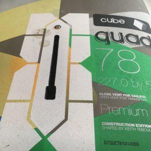 Quatro Cube Quad 78L 2014