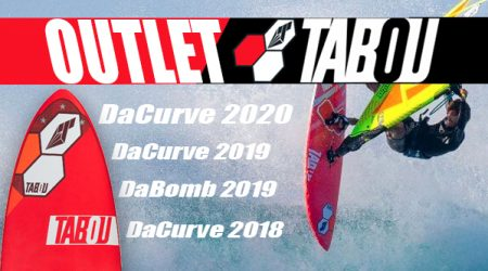 Outlet Tabou Boards Windsurf Sportlink