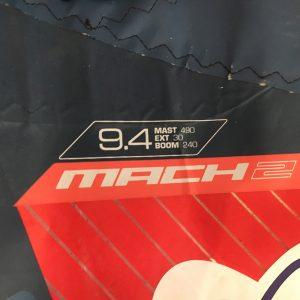Severne Mach2 9,4 2019