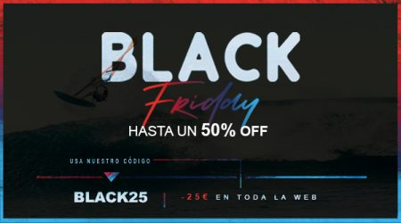 Slide móvil - black friday windsurf