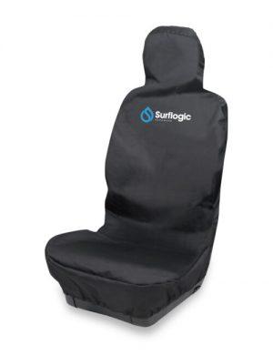 Surf Logic Car Seat Black