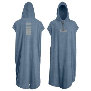 ION Poncho Core Steel Blue