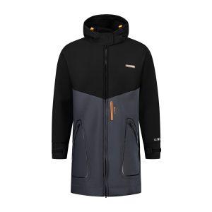 PL Racer Jacket (DL) Black/Orange