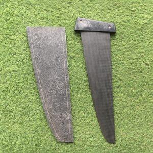 N1 Fins 40cm Carbon