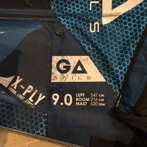 Gaastra Vapor Air 9,0 2020