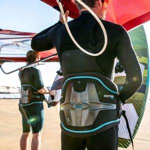 ION Surf Waist Harness Radium Team Duotone